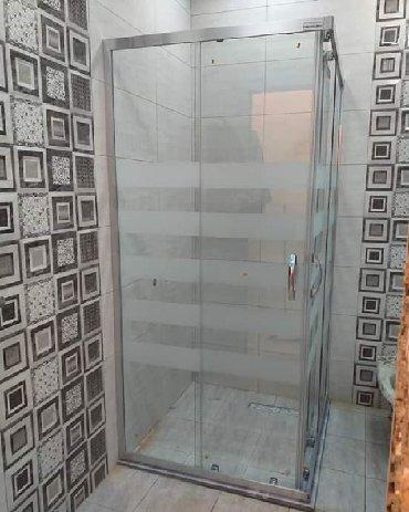 duş üçün gellər - Azərbaycan: Dus kabin sifarisle hazirlanir