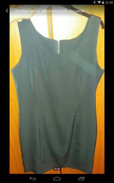 Personalni proizvodi | Obrenovac: Ženska haljina veličina 44.Očuvana