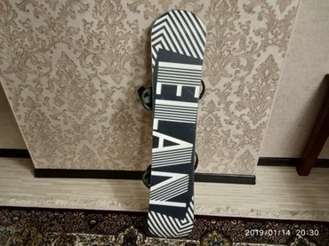shlepancy na tanketke в Кыргызстан: Сноуборд Elan Universe 2011/2012Длина борда 125смКрепления отдельно не