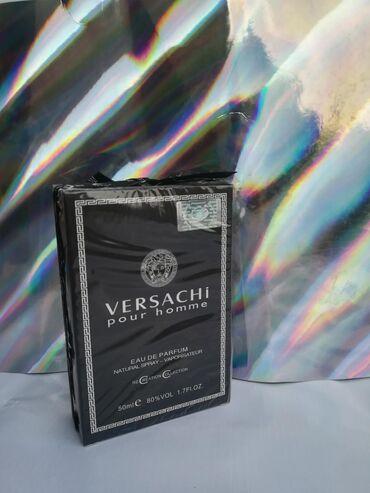 versace muzhskaja odezhda в Кыргызстан: Versace pour homme, Versace eau fraiche,Versace bright crystal