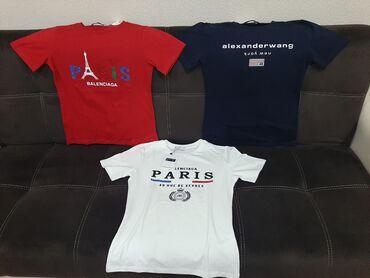 T-shirtləryeni Balenciaga,Alexandr Wang firmasindan