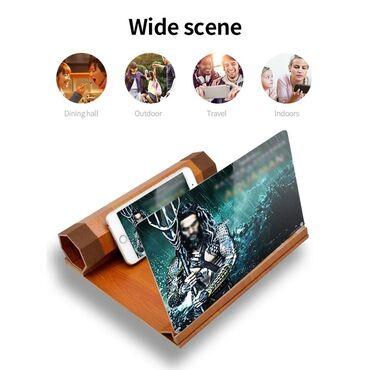 3D Увеличитель Экрана телефона (original)+БЕСПЛАТНАЯ ДОСТАВКА ПО