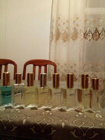 Bakı şəhərində Fransadan gəlmə arginal parfüm.. Dubay variantı deyil.. Bütün ətirlerd