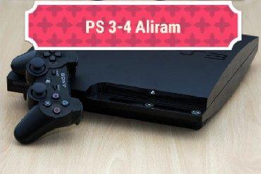 Playstation 3-4/5 en munasib qiymete alisi