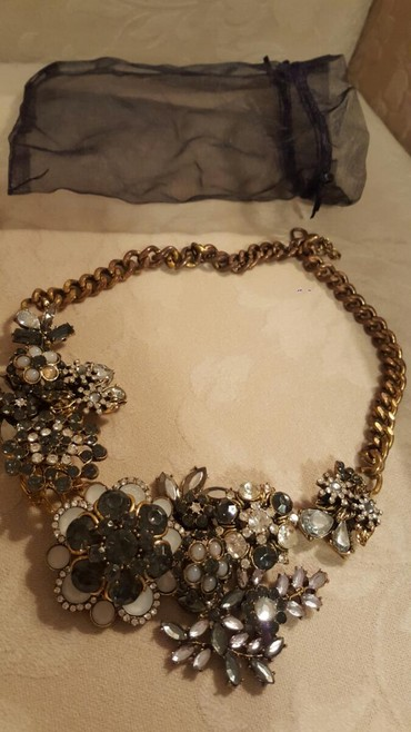 Masivna ogrlica skupa - Pozarevac