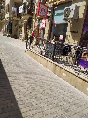 Ofislərin satışı - Azərbaycan: AAAF park yaşayış kompleksində tarqovı adlanan kucədə umumi sahəsi