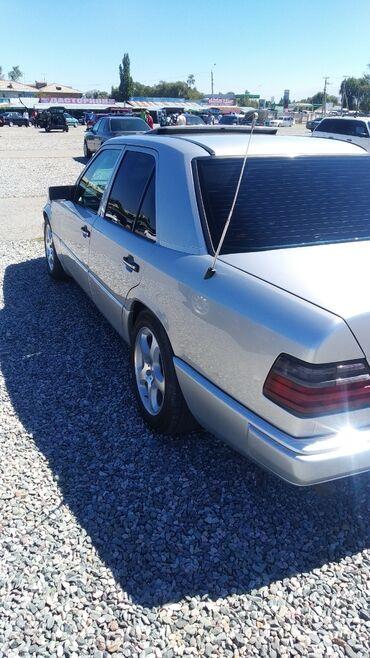 Транспорт - Беловодское: Mercedes-Benz W124 2.2 л. 1993