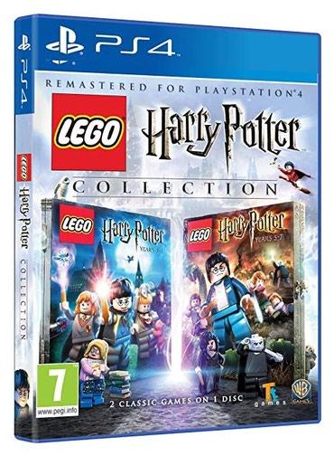 Bakı şəhərində Lego Harry Potter collection
