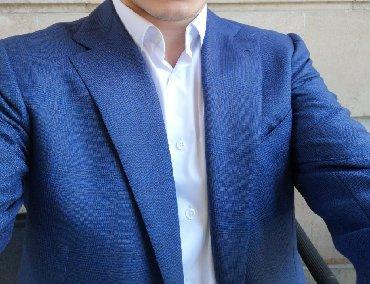 Продаётся мужской костюм Cesare Atolinni(Napoli) ручная работа. Костюм в Bakı