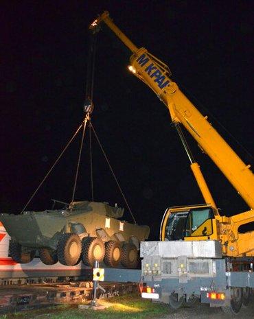 Услуги автокрана от 10 до 50 тонн в Бишкек