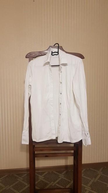 женская-блуза в Кыргызстан: Женская рубашка Madeline, европейский 38-й размер. Состав: 92% хлопок