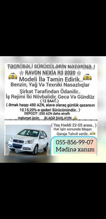 Ravon - Azərbaycan: Ravon Nexia 2020