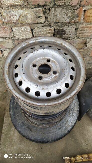 диска 13 в Кыргызстан: Продаю комплект диски на нексию! Размер 13 отличном состоянии! Цена за