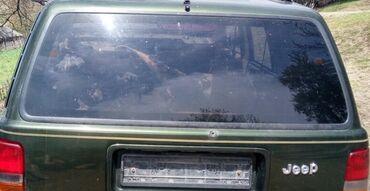 Jeep grand cherokee zj baqajin susesi