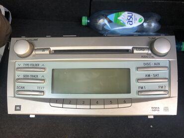 штатный иммобилайзер в Кыргызстан: Продаю или меняю на телефон штатный магнитофон Камри 40/45 кузов