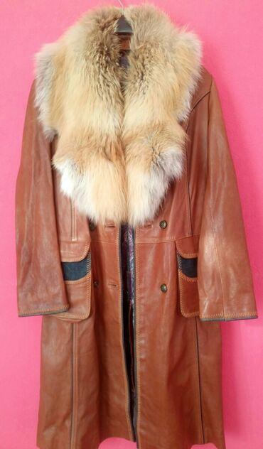 Продаю кожаное женское пальто р.46-48 MONDIAL Tyrkey (состояние новое)