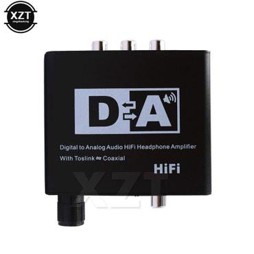 D/A konverter (DAC) sa predpojačalom       Kvalitetni metalni - Beograd