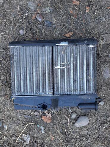 Радиатор печки бмв е34 . Китай !
