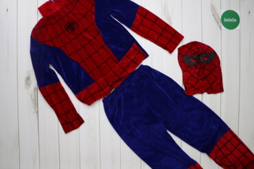 Дитячий костюм Чоловіка-павука     Кофта: Довжина: 53 см Ширина плечей