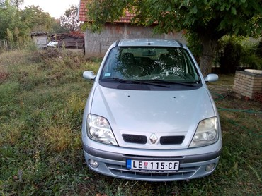 Renault   Lebane: Renault Scenic 1.6 l. 2002   222850 km