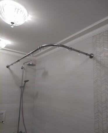 кровля крыши цена за квадратный метр работа in Кыргызстан | КРОВЛЯ КРЫШИ: Карниз в ванну ,в душевую ,ручки  в ванну и дешевую из нержавейки на з