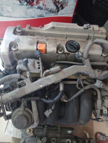 Мотор от Хонда степвагон 2.4 обьем в Джалал-Абад