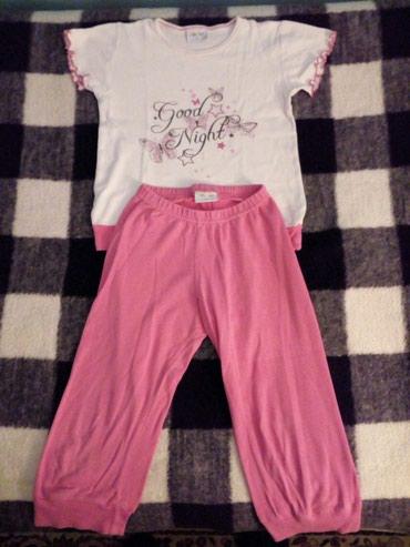 Pidžama Vel 8 kao nova,gornji deo nije ni nošen,pamuk 100% - Vrbas