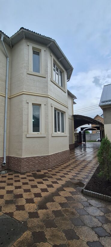 ������ ������������ �������������� ������ �� �������������� в Кыргызстан: 200 кв. м 5 комнат, Утепленный, Теплый пол, Бронированные двери