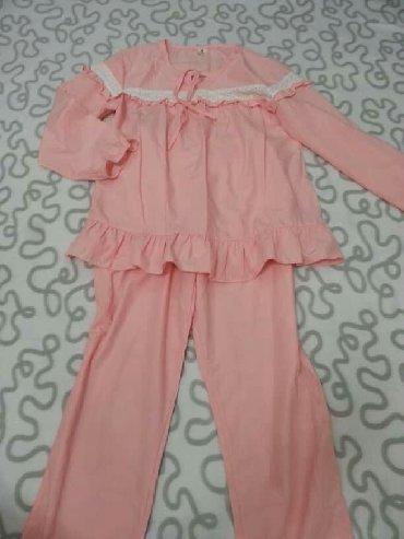 Пижама тонкая размер 44-46