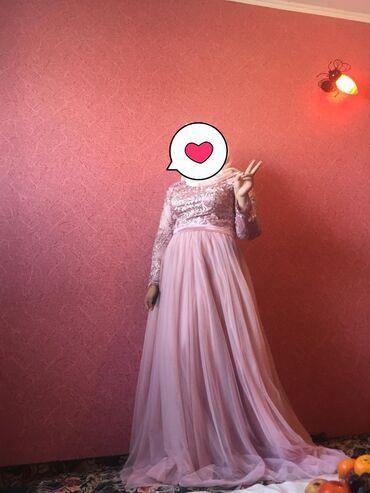 вечернее платье ручной работы в Кыргызстан: Вечерний платья индивидуальный пошив ручной работа один раз одела на