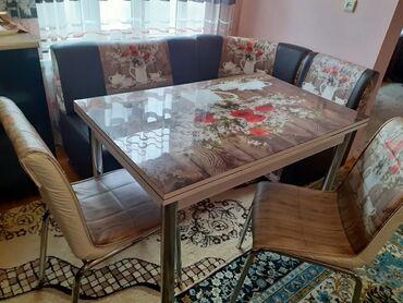 Kafe ucun stol stul satilir - Азербайджан: Metbex stol stul satilir açılan