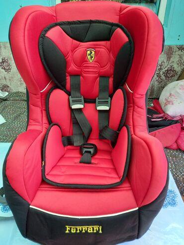 596 объявлений: Продаю б/у детское автокресло фирмы Ferrari. До 18 кг, до 4 лет. Супер