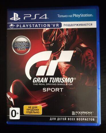 11364 elan: ORIGINAL Ps4 Gran Turismo tezedi sadece 1defe konsola daxil edib