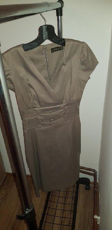 Crna-uska-haljina - Srbija: Haljina uska broj 36