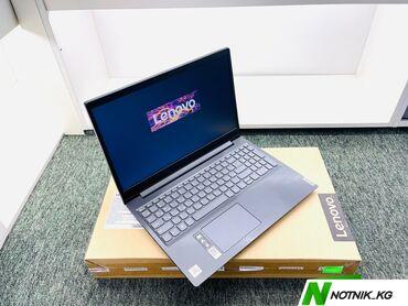 продам клексан в Кыргызстан: Ноутбук новый  -Lenovo  -модель-ideapad S145  -процессор-core i3/1005