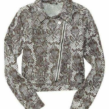 Original GAP jaknica za moderne devojcice sa printom. Veoma je