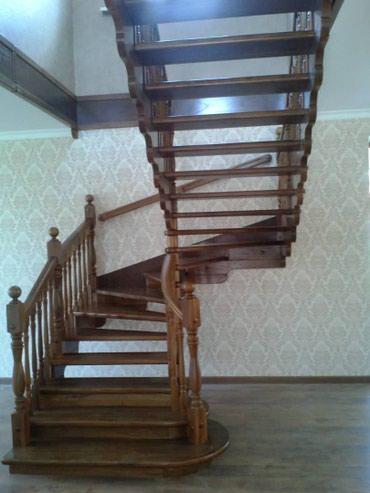 Лестницы на заказ.  в Бишкек