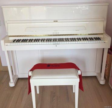 Petrof Concertino - yüksek seviyyeli professional piano - çatdırılma, в Баку