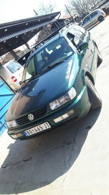 Volkswagen | Srbija: Volkswagen Passat 1.6 l. 1997 | 230000 km