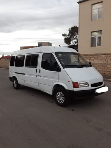 929 elan | NƏQLIYYAT: Ford Transit 2.5 l. 1996 | 200000 km