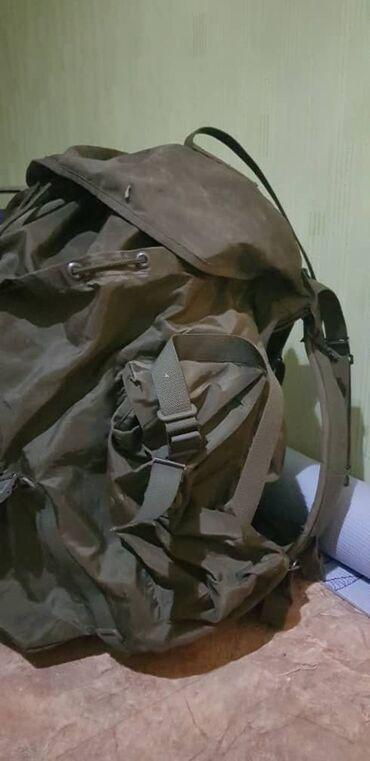 Рюкзаки в Кыргызстан: Рюкзак охотника. Объем 55 литров