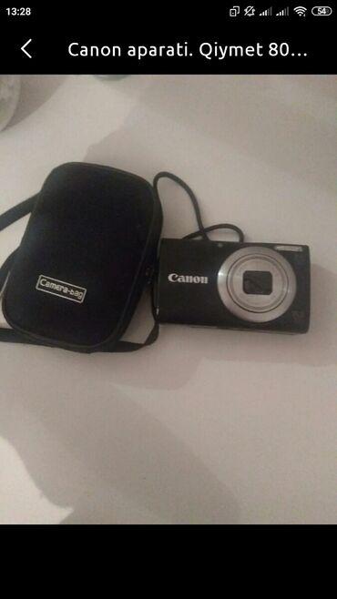 Canon aparati.Qiymet 80m.Unvan Xirdalan.Maraglanan ygsn