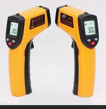 Инфракрасный термометр.Принцип функционирования инфракрасного