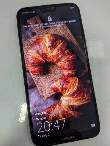 Huawe - Azərbaycan: Huawei p20 lite heç bir problem yoxdur təcili satilir
