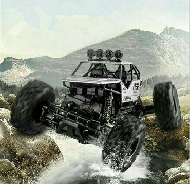 развивающие игрушки 5 лет в Кыргызстан: Радиоуправляемая игрушка Monster Truck Rock Climber Buddy Toys, +