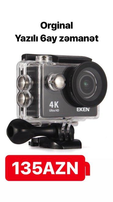 Bakı şəhərində 4k action camera kamera