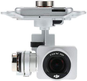 Камера от DJI Phantom 3 standartновая, буквально пара полётов,не