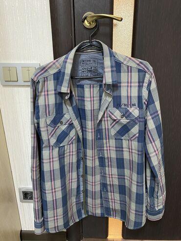шелковые рубашки женские купить в Кыргызстан: Рубашка размер М