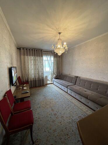 купить гантели бу в бишкеке в Кыргызстан: 106 серия, 2 комнаты, 52 кв. м Лифт, С мебелью, Не сдавалась квартирантам