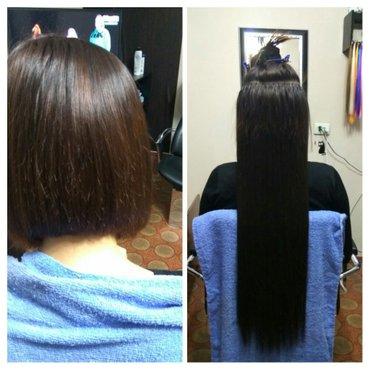 Снятие волос, нарощенных волос, в Бишкек